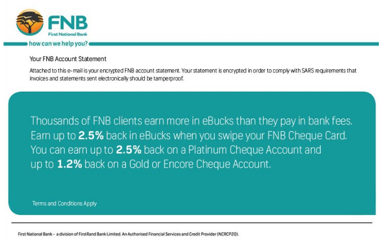 Why fnb offers ebucks on card transactions human action why fnb offers ebucks on card transactions reheart Gallery